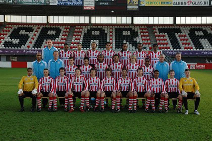 Sparta A1 2009-2010