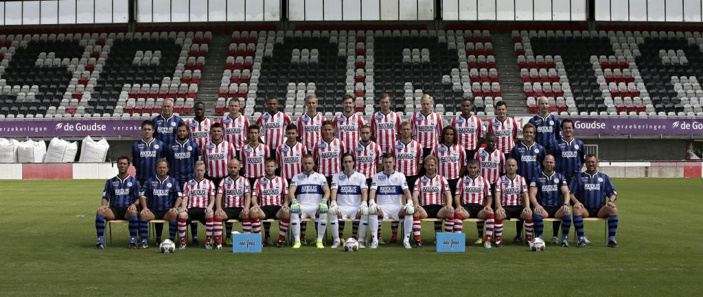 Sparta 2014-2015